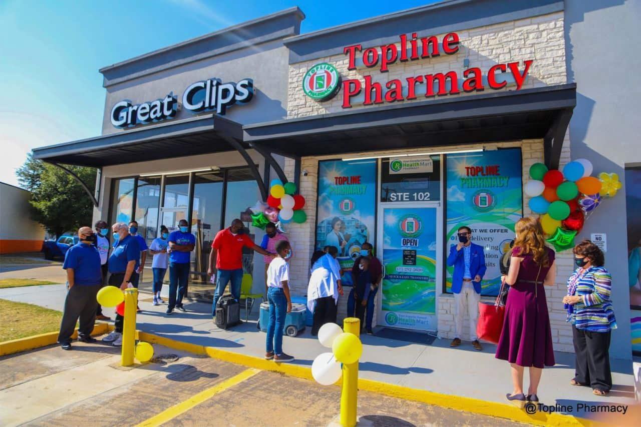 Topline Pharmacy 4e Welcome to Topline Pharmacy