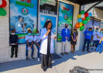 Topline Pharmacy Grand Opening
